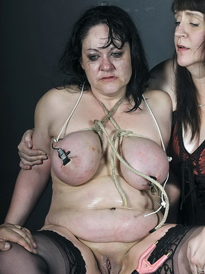 lesbian electric torture
